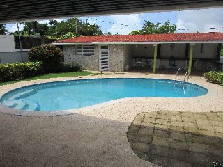 Large Residence in Santa Maria with Pool  Real Estate, Puerto Rico